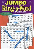 Jumbo Ring-A-Word Puzzles